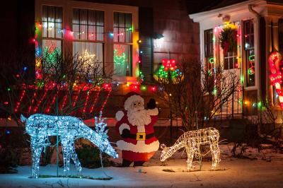 Westchester's Best Christmas Lights Tours and Displays 2017