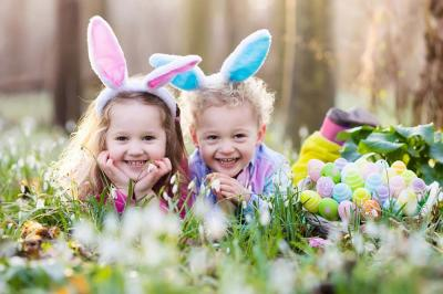 Easter Egg Hunts You Don't Want to Miss in Westchester 2018