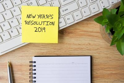 Top 5 New Year Resolutions to Make 2019 the Best Year Ever